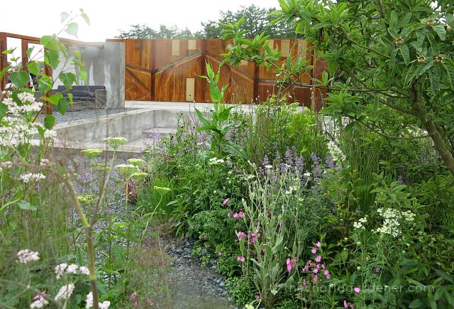 IQ Quarry garden